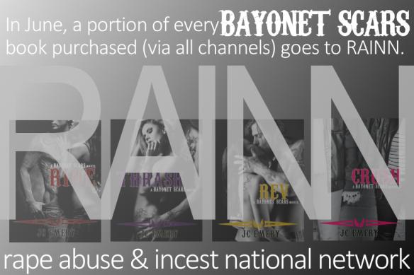 BS RAINN Promo