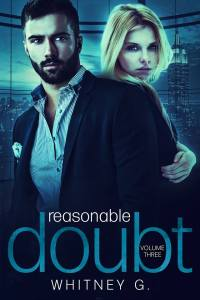 Cover- Reasonable Doubt Volume 3