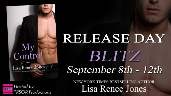 my control release day blitz