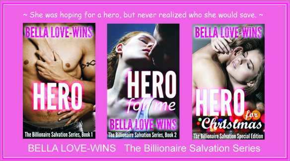 The Billionaire Salvation Series