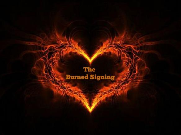 burnedsigning