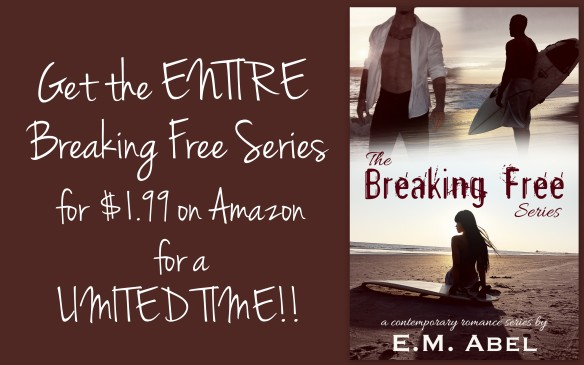 Breaking Free Series sale1