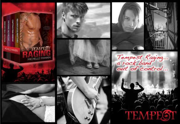 tempest collage