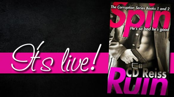 spin and ruin it's live