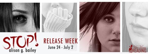 Stop Release Week Banner