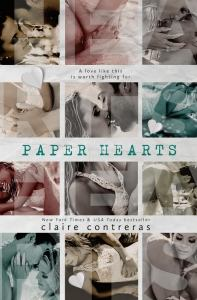 papper hearts cover