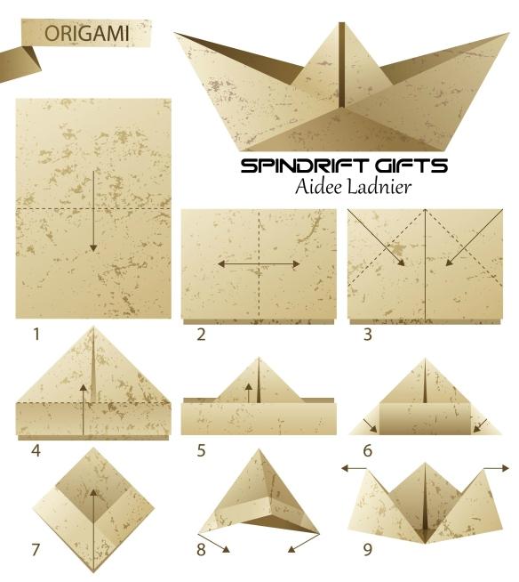 origamiboat