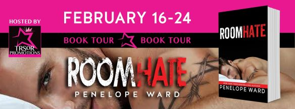 roomhate book tour