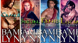 Gods of the Highlands Series