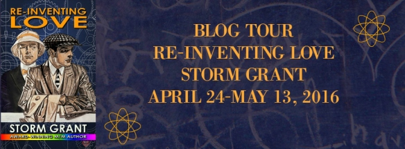 Re-inventing love blog tour