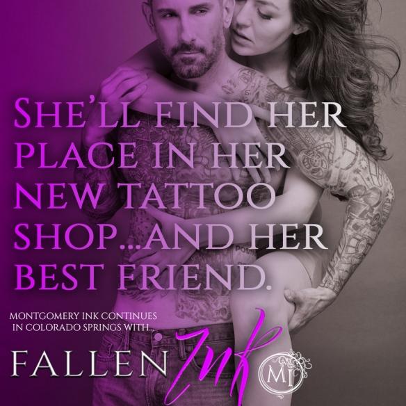Fallen Ink - Teasers - Best Friend