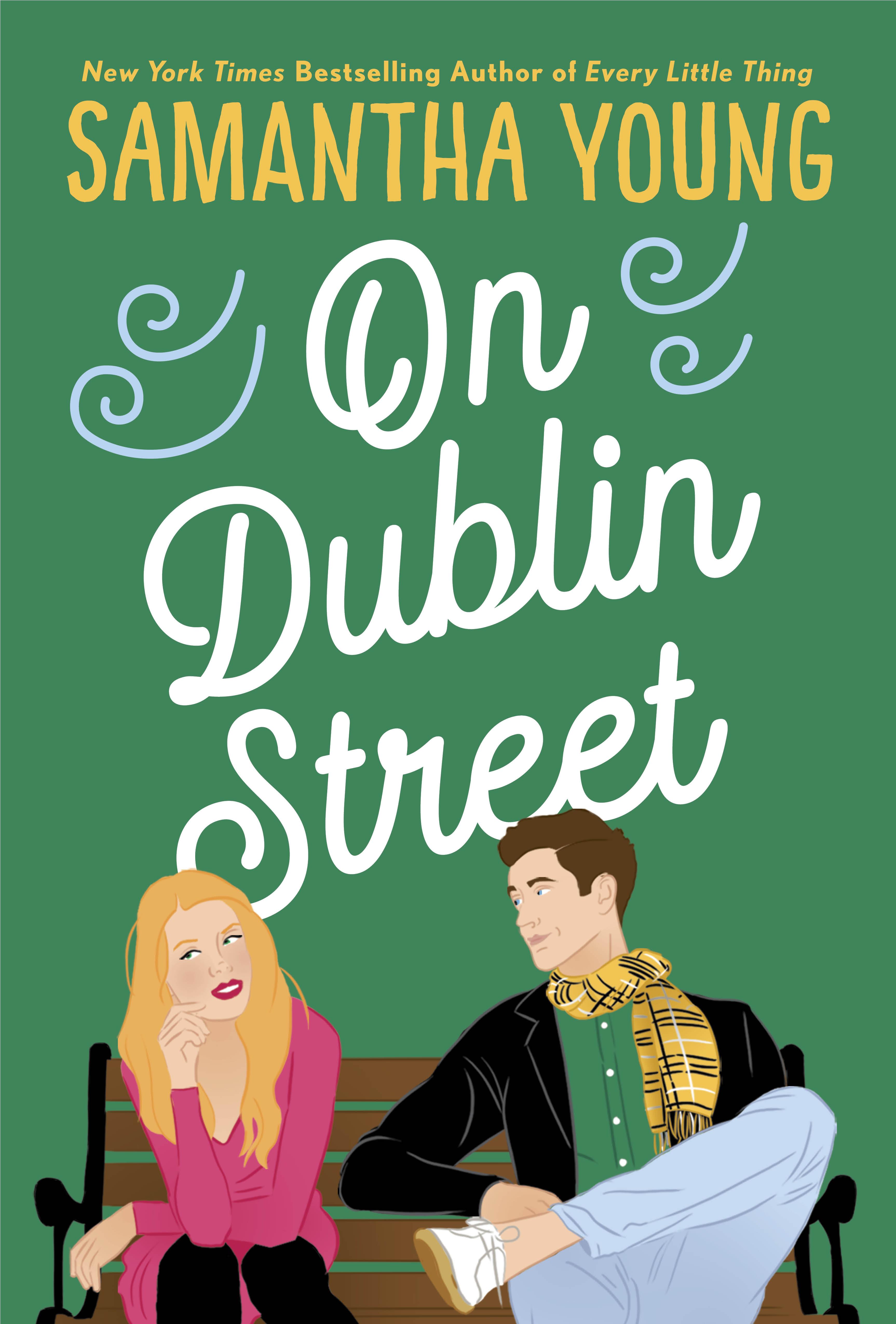 OnDublinStreet_new ebook cover 2018