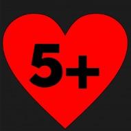 5+Star