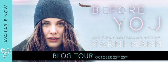 Before You - BT banner