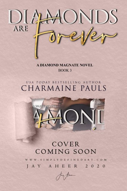Diamonds are Forever Cover Placeholder
